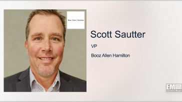 Booz Allen Lands Potential $190M Navy Contract for Engineering, IT Services; Scott Sautter Quoted - top government contractors - best government contracting event