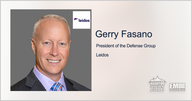 Leidos Team Joins Final Phase of SOCOM's Armed Overwatch Aircraft Prototype Program; Gerry Fasano Quoted - top government contractors - best government contracting event