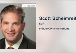 Iridium Participates in Arctic-Focused Satcom Demonstrations; Scott Scheimreif Quoted - top government contractors - best government contracting event