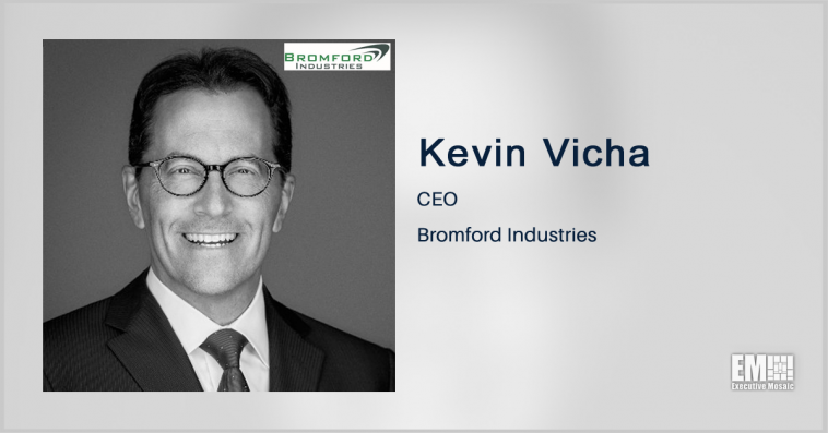 Liberty Hall Appoints Kevin Vicha as Bromford Industries CEO; Rowan Taylor Quoted - top government contractors - best government contracting event