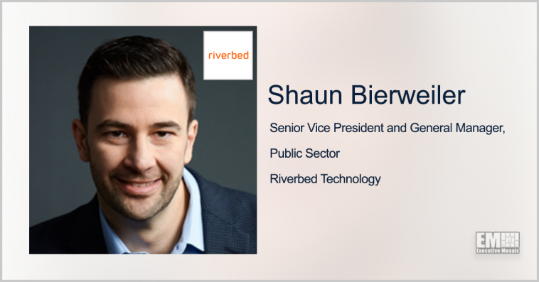 Shaun Bierweiler: Riverbed-Microsoft Partnership Helps Government Clients Address Network Requirements - top government contractors - best government contracting event