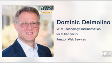 AWS' Dominic Delmolino on Supporting Federal IPv6 Adoption - top government contractors - best government contracting event
