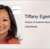 Former Cerius VP Tiffany Egenes Named CyberSheath's Customer Success Director - top government contractors - best government contracting event