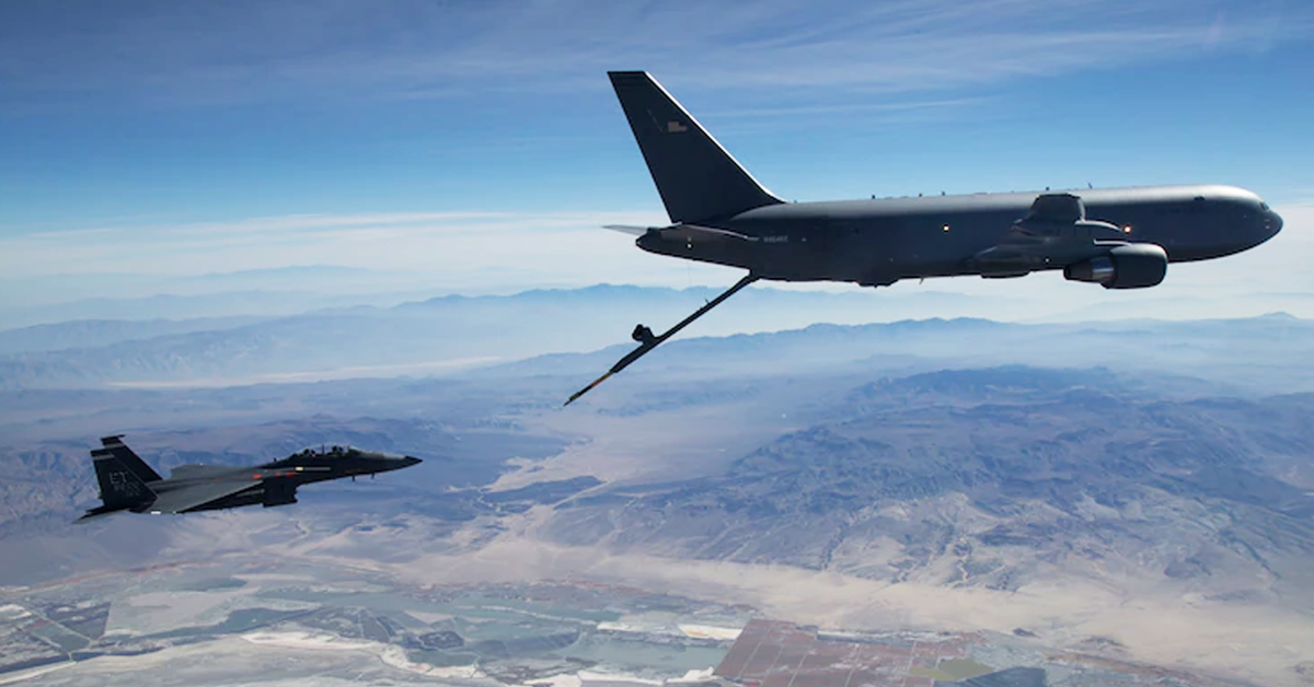 Air Force Launches Market Research for Bridge Tanker Program - top government contractors - best government contracting event