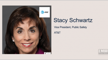 Stacy Schwartz: AT&T to Help DHS Agencies Modernize Telecom Infrastructure With IP-Based Networking Services - top government contractors - best government contracting event