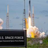 Space Force Launches 5th Lockheed GPS III Satellite - top government contractors - best government contracting event