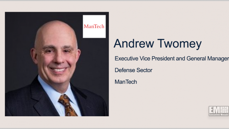 ManTech Books $110M Development Contract for Navy Radar, EW Sytems; Andrew Twomey Quoted - top government contractors - best government contracting event