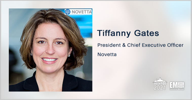 Accenture's Federal Arm to Acquire Novetta From Carlyle; Tiffanny Gates Quoted - top government contractors - best government contracting event