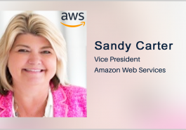 Sandy Carter: AWS to Help Health Care Startups Adopt Cloud Tech - top government contractors - best government contracting event
