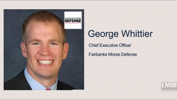 Fairbanks Morse Defense to Provide Diesel Engines for USCG Offshore Cutter; George Whittier Quoted - top government contractors - best government contracting event