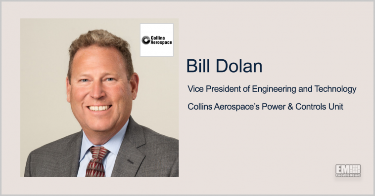 Raytheon Businesses Working on Aircraft Engine Thermal Management Tech; Bill Dolan Quoted - top government contractors - best government contracting event