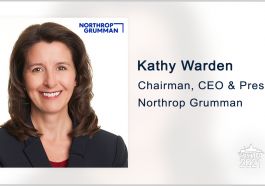 Northrop CEO Kathy Warden: US Should Increase Investments in Advanced Computing - top government contractors - best government contracting event