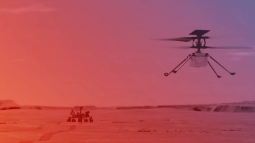 AeroVironment-NASA Team Explores New Mars Helicopter Concept - top government contractors - best government contracting event