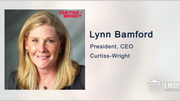 Curtiss-Wright Joins DOE-Funded Project to Develop Nuclear Reactors' Digital Twin Tech; Lynn Bamford Quoted - top government contractors - best government contracting event