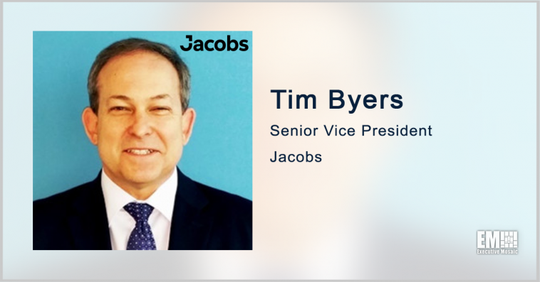 Jacobs to Provide Architecture & Engineering Services for USAF B-21 Program; Tim Byers Quoted - top government contractors - best government contracting event