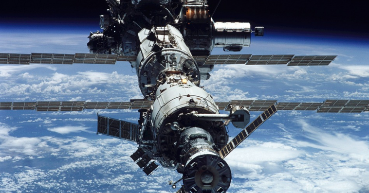 2 New Boeing Solar Arrays Now Installed on International Space Station - top government contractors - best government contracting event