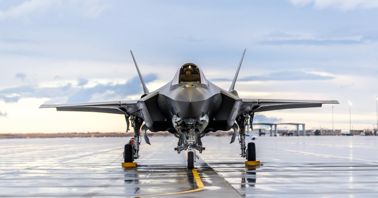 BAE Systems to Produce More EW Systems for Lockheed-Built F-35 Aircraft - top government contractors - best government contracting event
