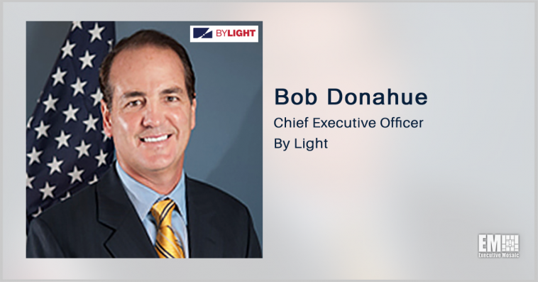 By Light Obtains CMMI Level 3 Appraisal for Development; Bob Donahue Quoted - top government contractors - best government contracting event