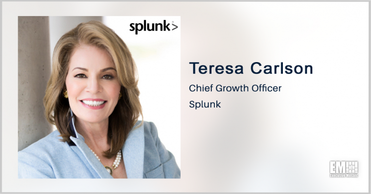 Splunk's Teresa Carlson on New Model for Government Cloud Contracts - top government contractors - best government contracting event