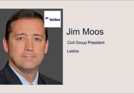 Leidos to Support NASA's Global Enterprise IT Operations Under Potential $2.5B Contract; Jim Moos Quoted - top government contractors - best government contracting event