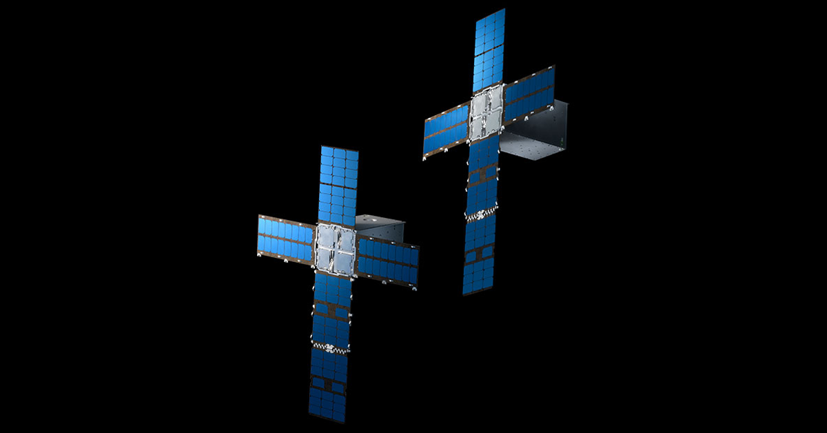 General Atomics Lifts Off LINCS Satellites for Space Optical Comms Testing; Scott Forney Quoted - top government contractors - best government contracting event