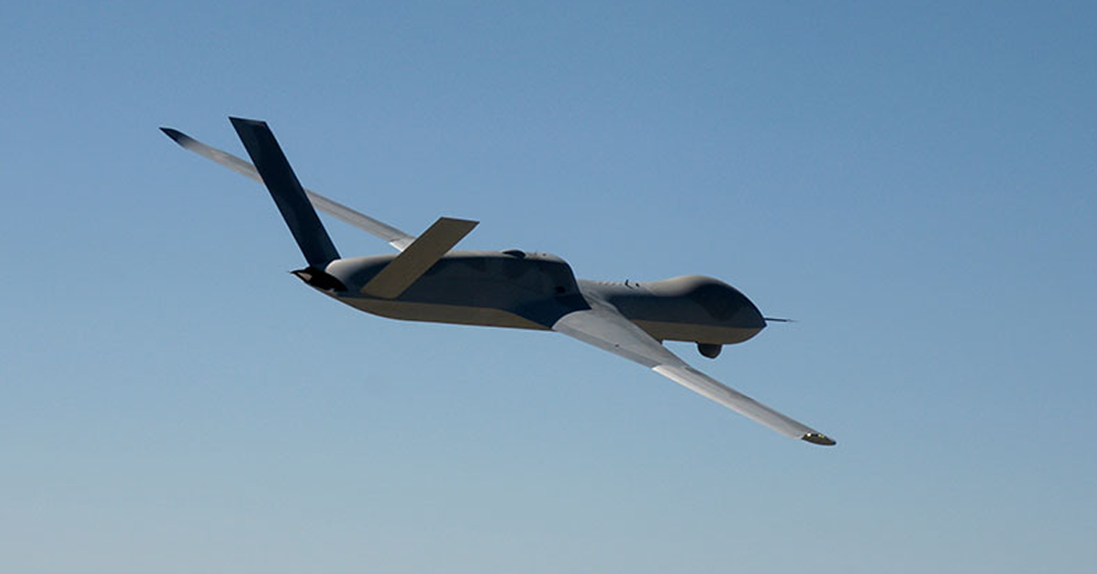 USAF Conducts Second Skyborg ACS Flight Test Onboard General Atomics' MQ-20 Avenger - top government contractors - best government contracting event