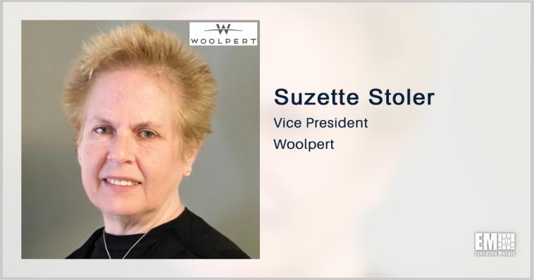 Industry Vet Suzette Stoler Named VP, Buildings Sector Lead at Woolpert - top government contractors - best government contracting event