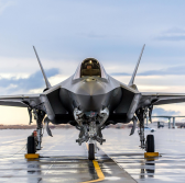 Lockheed-Made F-35 Aircraft Achieves 400K Flight Hour Milestone - top government contractors - best government contracting event