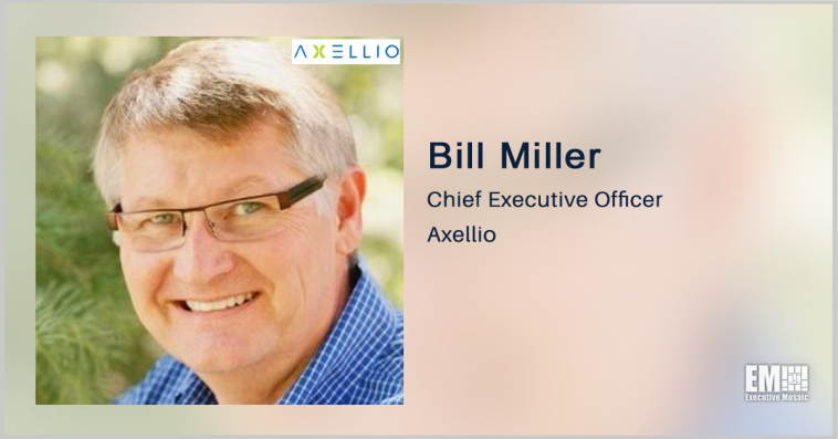 Axellio Receives Army's Follow-On Contract to Expand Packet Capture System Deployment; Bill Miller Quoted - top government contractors - best government contracting event