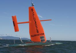 Saildrone Autonomous Vehicle Maps Seafloor on Maiden Voyage - top government contractors - best government contracting event