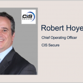 Robert Hoyecki Named CIS Secure COO; Bill Strang Quoted - top government contractors - best government contracting event