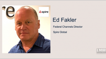 Carahsoft to Market Spire's Space-Based Data Products to Public Sector; Ed Fakler Quoted - top government contractors - best government contracting event