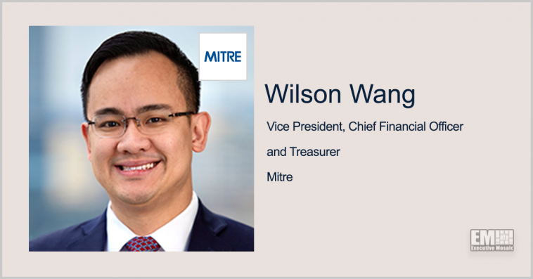 Mitre's Wilson Wang Named to UMD Alumni Association Board of Governors - top government contractors - best government contracting event