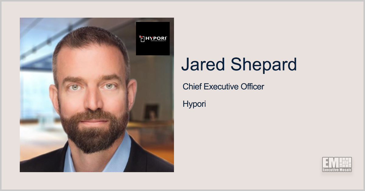 Executive Spotlight: Hypori CEO Jared Shepard - top government contractors - best government contracting event