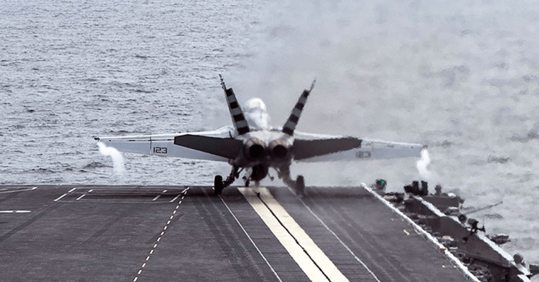 General Atomics Delivers Aircraft Launch System, Arresting Gear for Navy's Gerald R. Ford-Class Carriers - top government contractors - best government contracting event