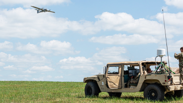 AeroVironment Secures USSOCOM Task Order for Drone-Enabled ISR Services - top government contractors - best government contracting event
