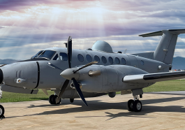 Army Receives Integrated Reconnaissance & Surveillance Aircraft From Sierra Nevada - top government contractors - best government contracting event