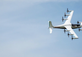 Kitty Hawk-Made Electric VTOL Aircraft Approved for Air Force-Directed Testing - top government contractors - best government contracting event