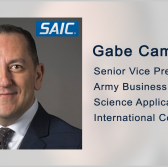 SAIC SVP Gabe Camarillo Picked for Army Undersecretary Role - top government contractors - best government contracting event