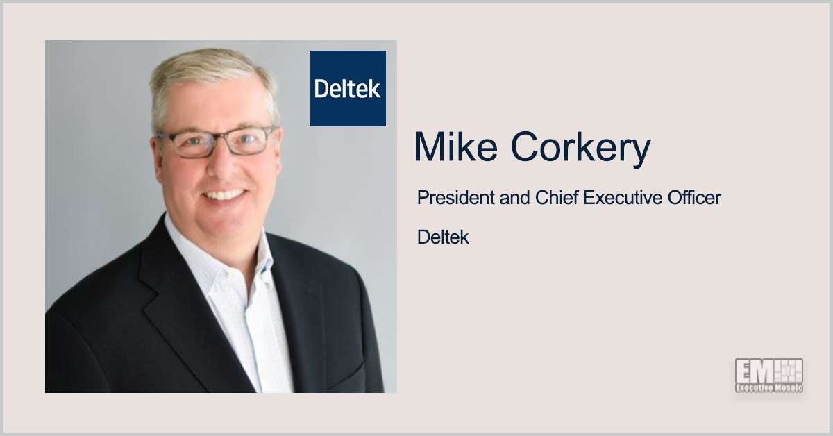 Natasha Engan Named Deltek Global Sales SVP, Brian Daniell Appointed Chief Customer Officer; Mike Corkery Quoted - top government contractors - best government contracting event