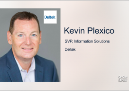Q&A With GovCon Expert Kevin Plexico, SVP of Information Solutions at Deltek, About the Impact of $10B JEDI Contract Cancellation; Introduction of JWCC - top government contractors - best government contracting event
