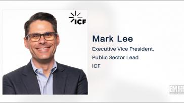 ICF to Lead Workforce Development Program in the US Virgin Islands; Mark Lee Quoted - top government contractors - best government contracting event
