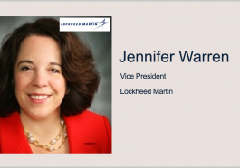 Lockheed's Jennifer Warren: Space Sustainability Requires Multistakeholder Approach - top government contractors - best government contracting event