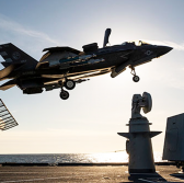 Raytheon Equips Italian, UK Aircraft Carriers With F-35 Landing System - top government contractors - best government contracting event