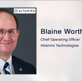 Altamira Tapped to Bolster Air Force CDM Office's Analytic Tradecraft; Blaine Worthington Quoted - top government contractors - best government contracting event