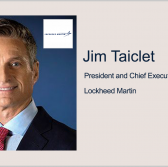 Lockheed's Jim Taiclet on Industry's Role in Advancing Pentagon's JADC2 Strategy - top government contractors - best government contracting event