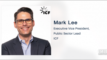 ICF to Support National Cancer Institute's Health Initiatives Under Digital Comms BPA; Mark Lee Quoted - top government contractors - best government contracting event