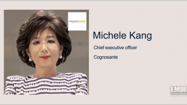 Cognosante Maintains CMMI Level 3 Appraisal for Services, Development Functions; Michele Kang Quoted - top government contractors - best government contracting event