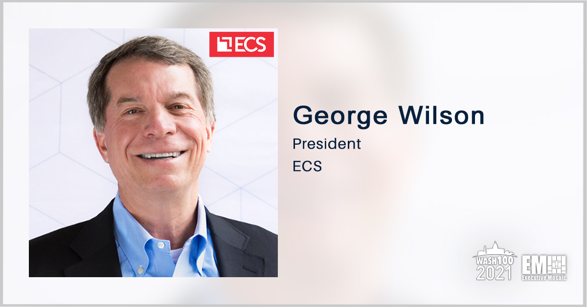 ECS' George Wilson Comments on ASGN's Acquisition of IndraSoft - top government contractors - best government contracting event