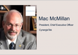 CynergisTek Reappoints Company Founder Mac McMillan as President, CEO - top government contractors - best government contracting event